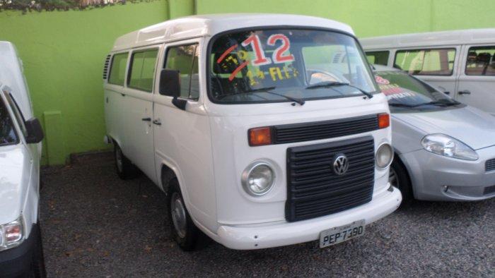 Veículo KOMBI 2012 1.4 MI STD LOTAÇÃO 8V FLEX 3P MANUAL
