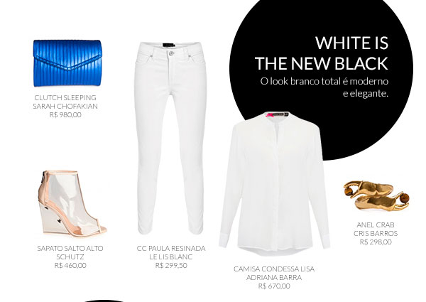 White is the new black