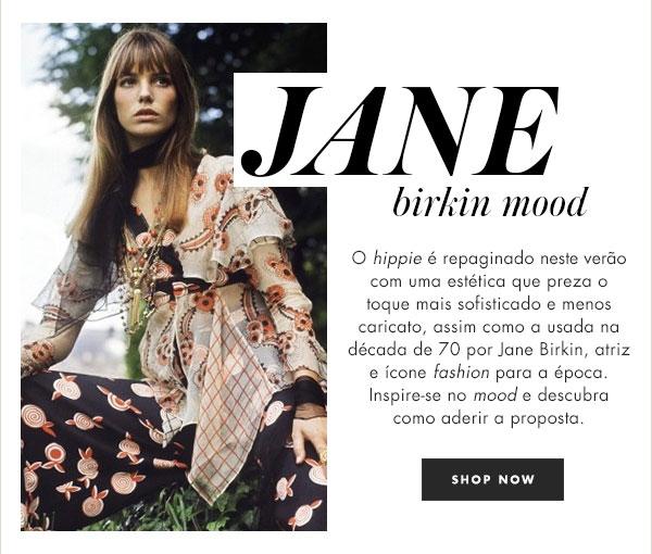 JANE BIRKIN MOOD