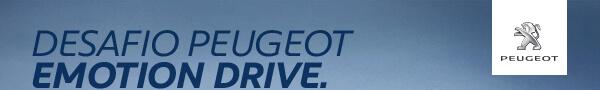 Desafio Peugeot Emotion Drive | Peugeot