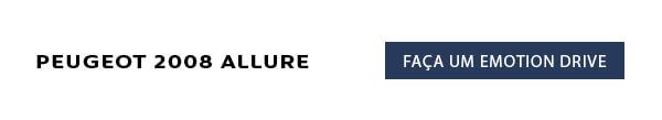 Peugeot 2008 Allure | Faça um emotion drive