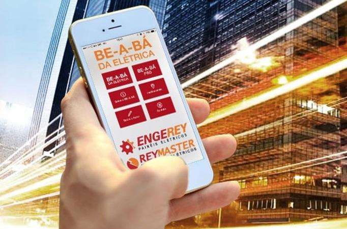 App Be-a-Bá da Elétrica ultrapassa os 10 mil downloads
