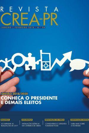 Confira a reportagem sobre Instalações Elétricas em Canteiros de Obras feita pela Revista do CREA-PR com a Engerey