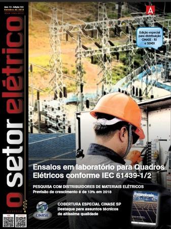 O Futuro da Iluminação e o Painel Elétrico da Engerey na Revista OSE