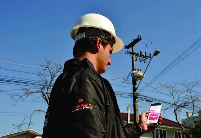 Aplicativo de Elétrica tem meta de alcançar 300 mil usuários em 2019