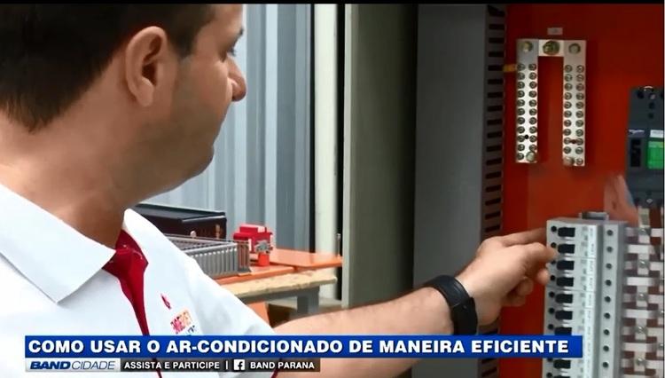 Incêndio no CT do Flamengo poderia ter sido evitado - TV Band com Engerey