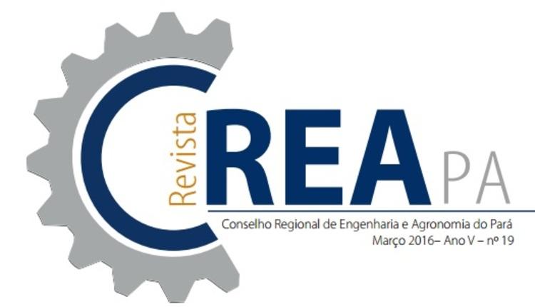 Revista CREA PA - Novo aplicativo diminui custos em obras