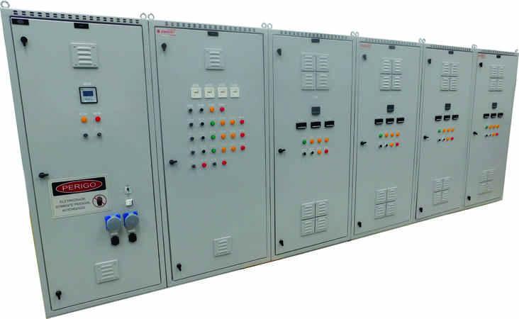 Saneamento: mercado em alta movimenta a produção de painéis elétricos