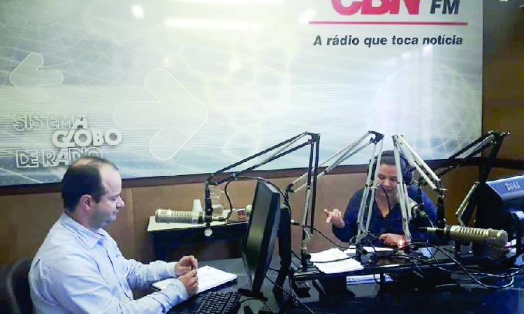 Diretor da Engerey fala à CBN Curitiba sobre choques elétricos