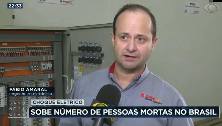 Reportagem mostra que Diferencial Residual DR pode evitar mortes por choque elétrico