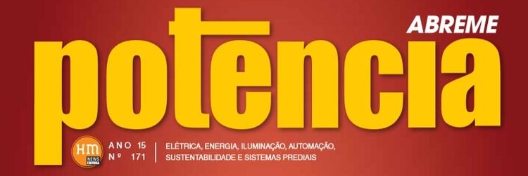 A Engerey está na edição 171 da Revista Potência