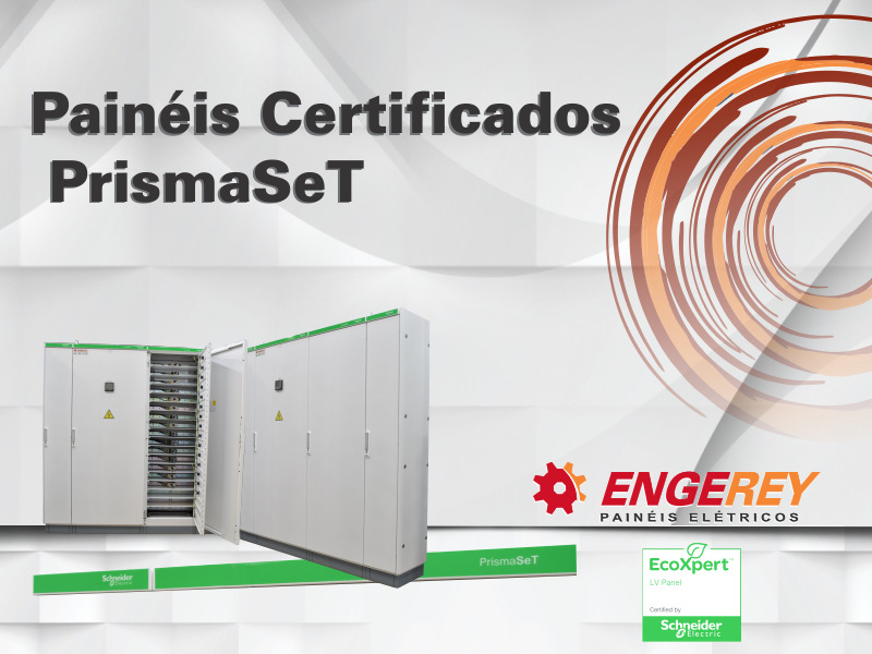 Painéis Certificados Prisma