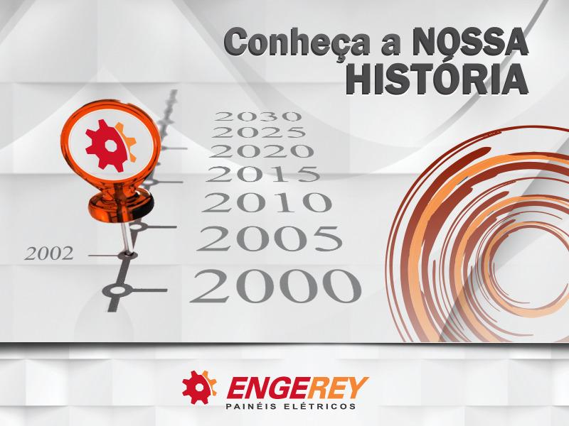 Conheça a história da Engerey Painéis Elétricos que comemora 15 anos de mercado
