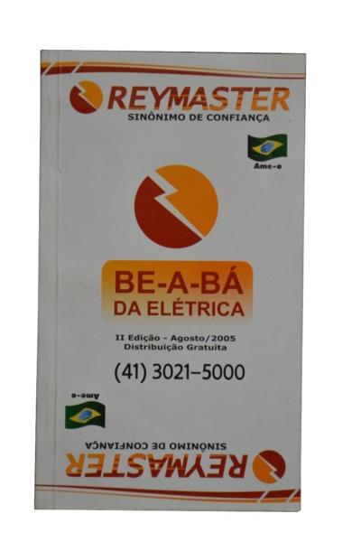 Segunda edição do Be-a-Bá da Elétrica, lançada em 2005