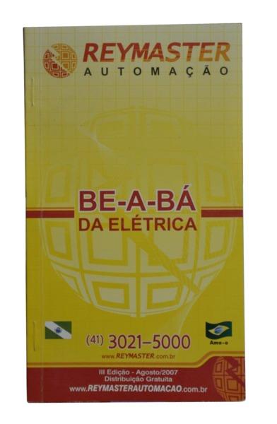Terceira Edição do Be-a-Bá da Elétrica, lançada em 2007
