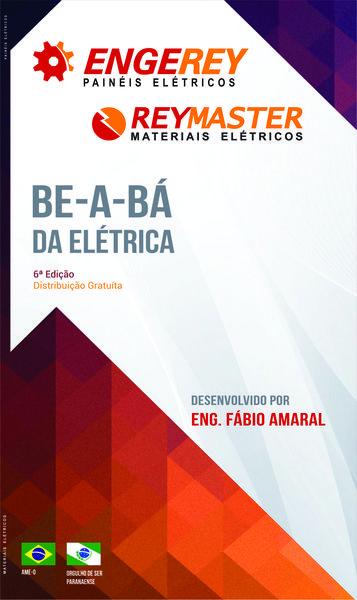 Capa da Sexta Edição do Be-a-Bá da Elétrica - Impresso
