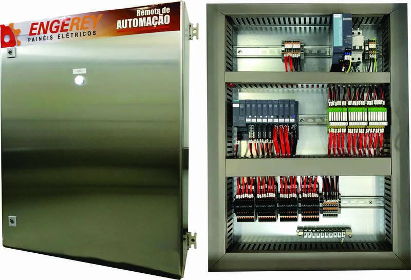 A Engerey lançou o terceiro painel elétrico de sua série Padrão e Portátil: a Remota para Automação.