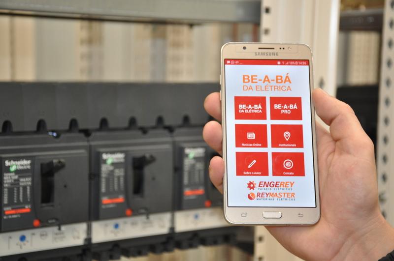 App Be-a-Bá da Elétrica fechou 2018 com mais de 130 mil downloads e com presença em 170 países.