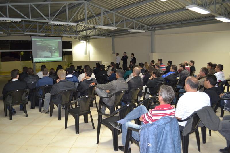 Engerey organiza palestras para clientes e parceiros