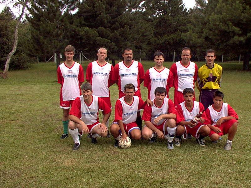 Equipe de Futebol dos Funcionários da Reymaster Materiais Elétricos