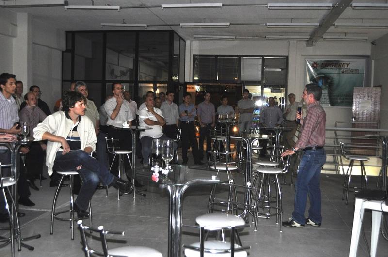 Evento comemora 10 anos da Engerey no mercado