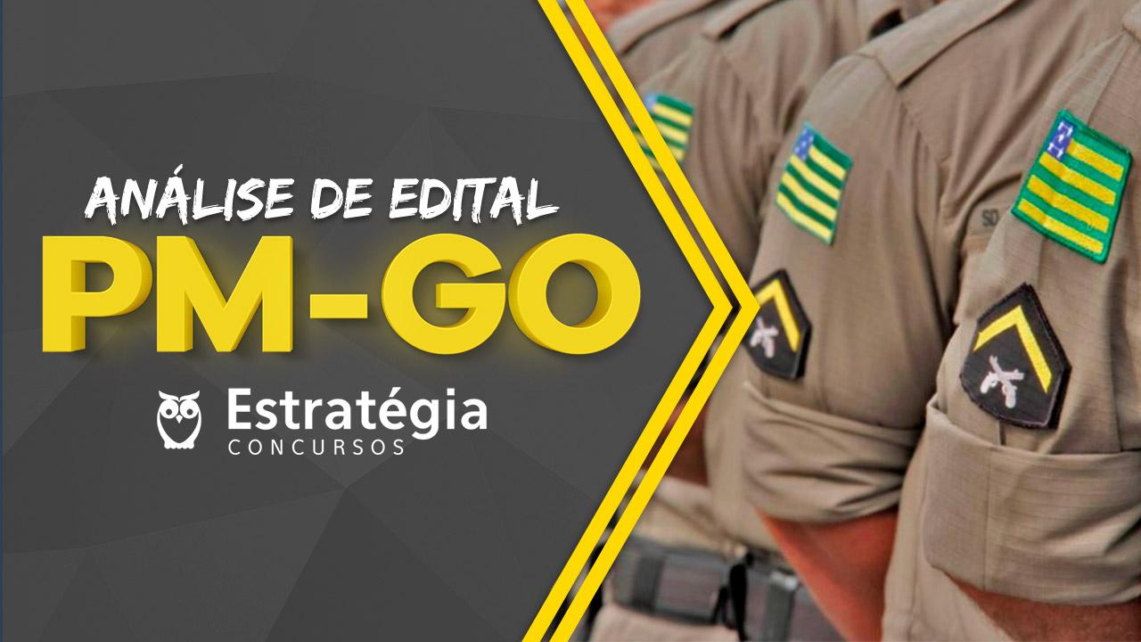 Concurso PM-GO