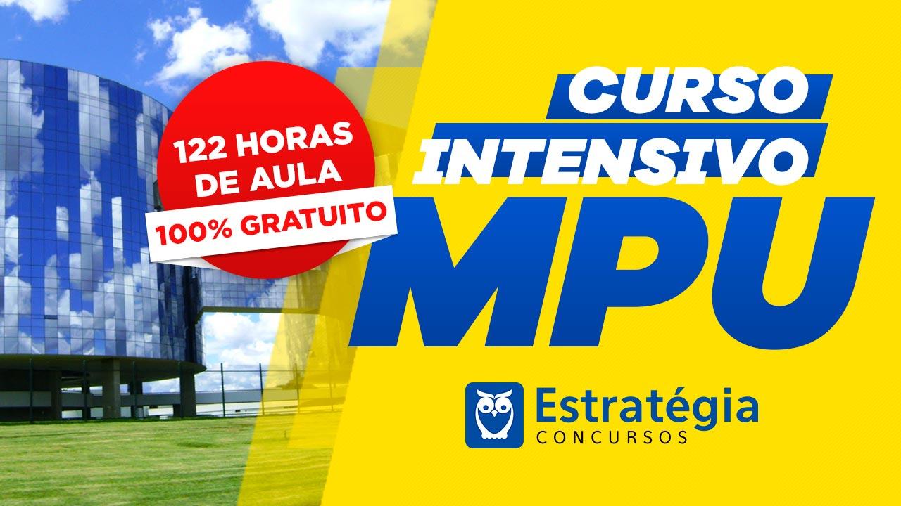 Concurso MPU