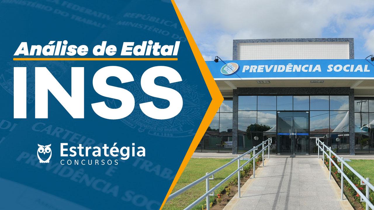 Análise de Edital INSS