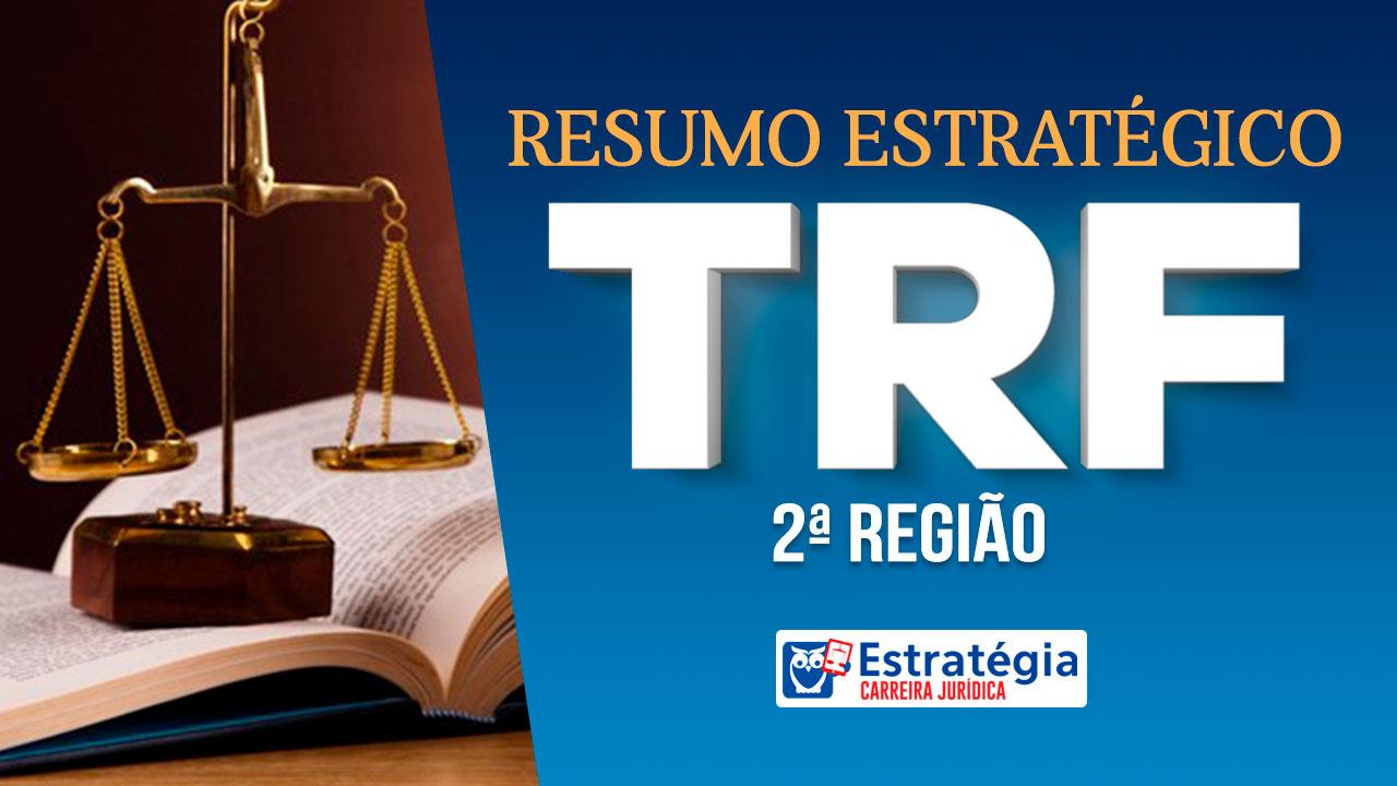 Concurso TRF - 2ª Região