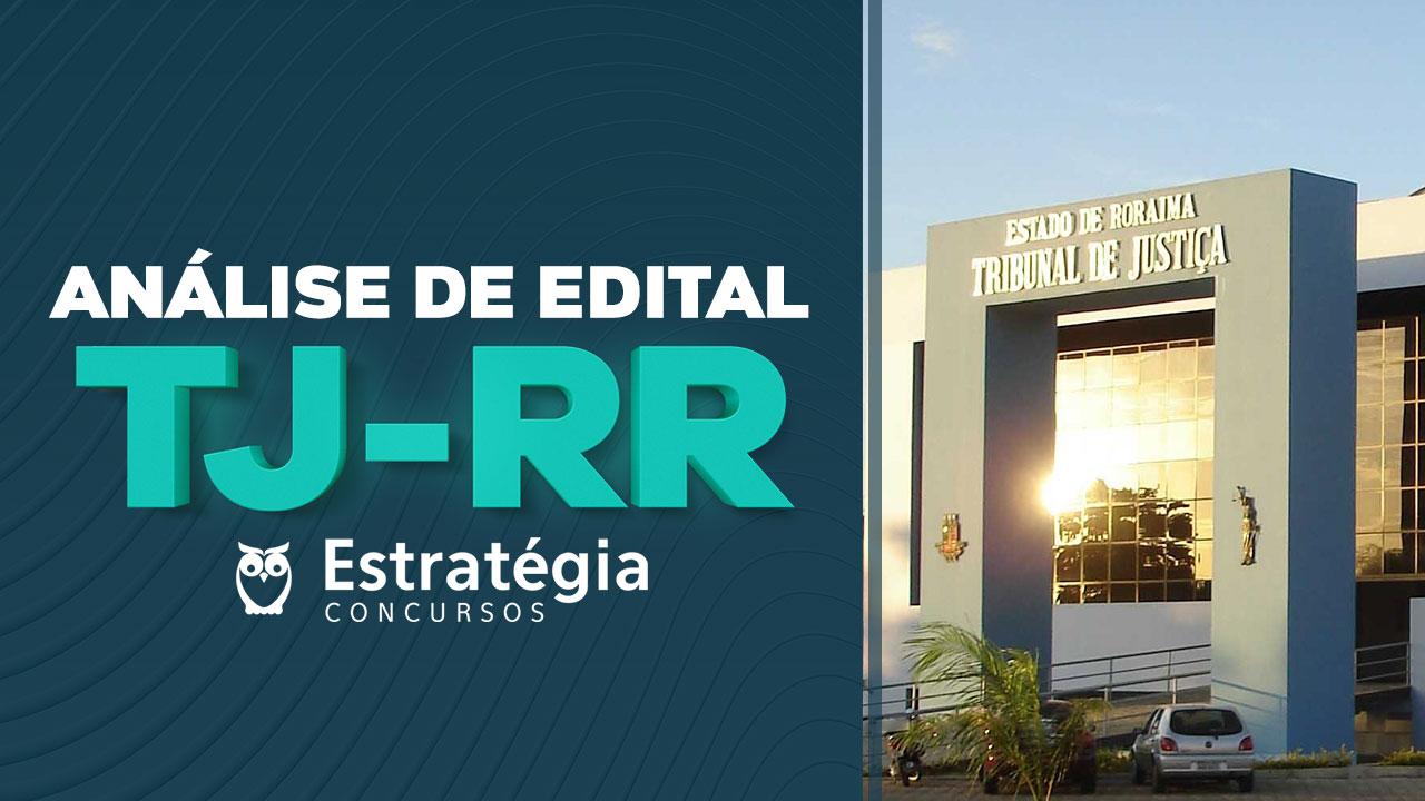 Análise de Edital TJ-RR