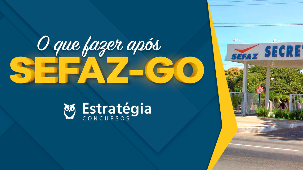 Concurso SEFAZ-GO