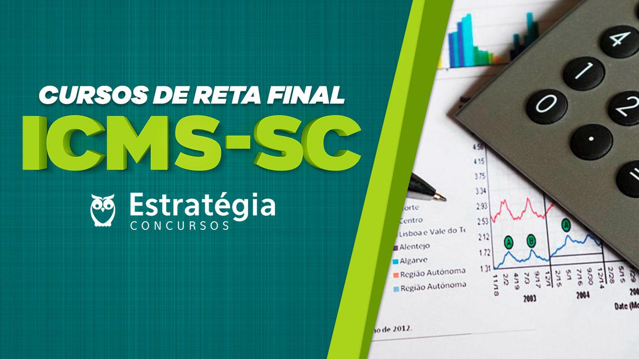 Concurso ICMS-SC