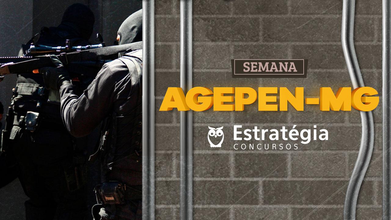 Concurso AGEPEN-MG