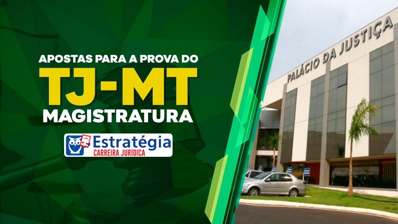 Concurso TJ-MT