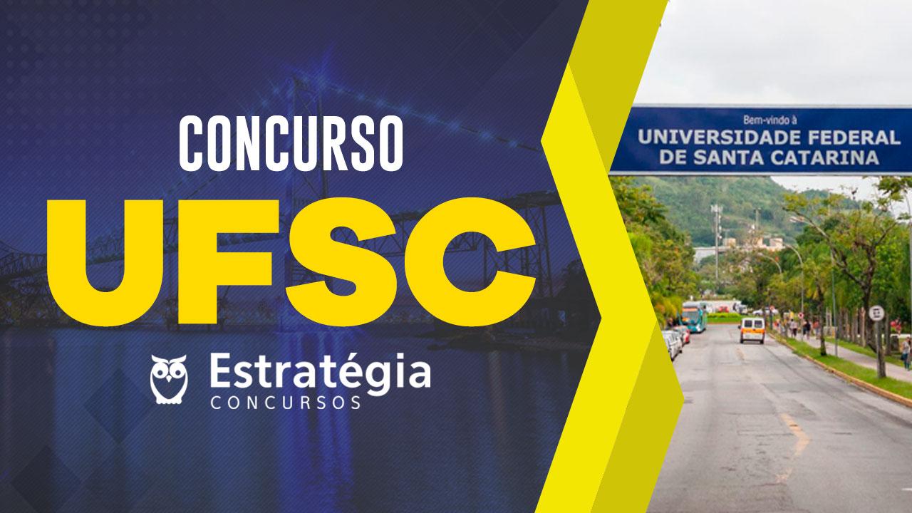 Concurso UFSC