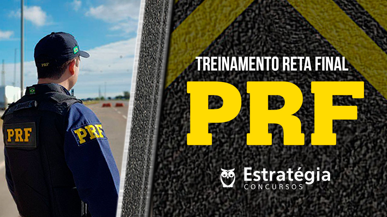 Concurso PRF