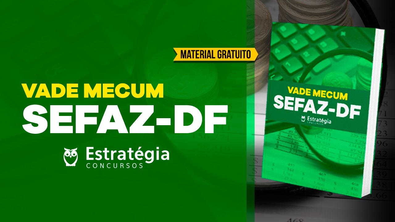 Concurso SEFAZ-DF
