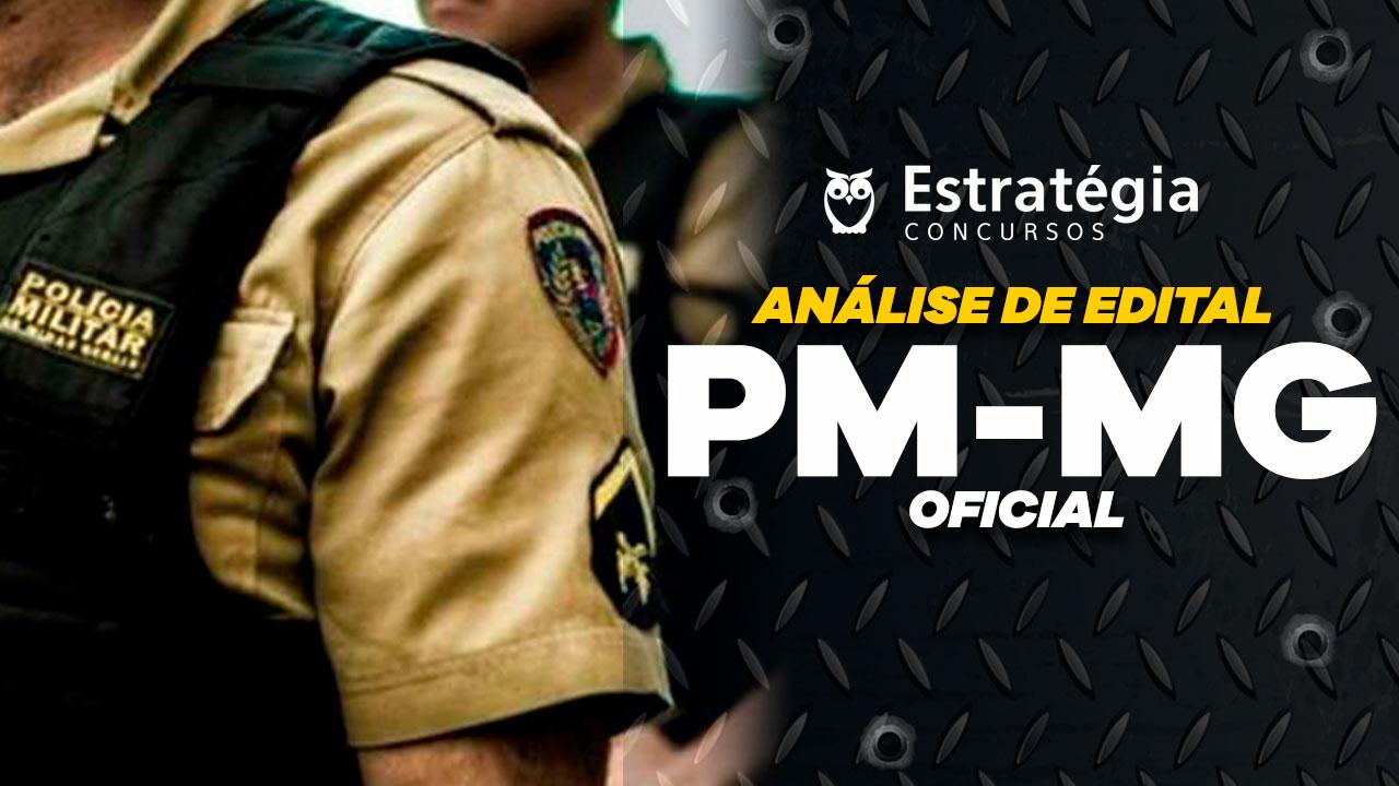 Concurso PM-MG