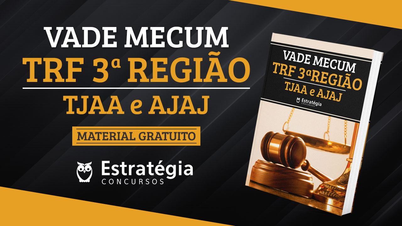 Concurso TRF3