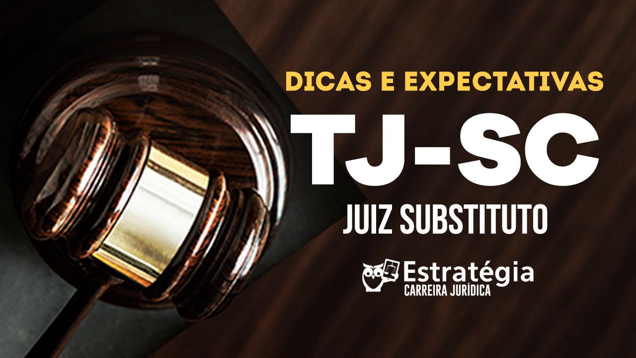Concurso TJ-SC