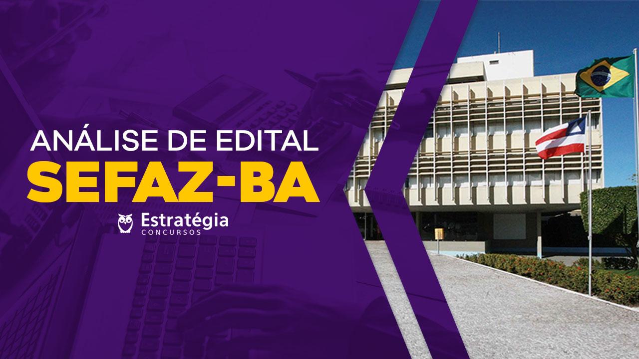 Concurso SEFAZ-BA