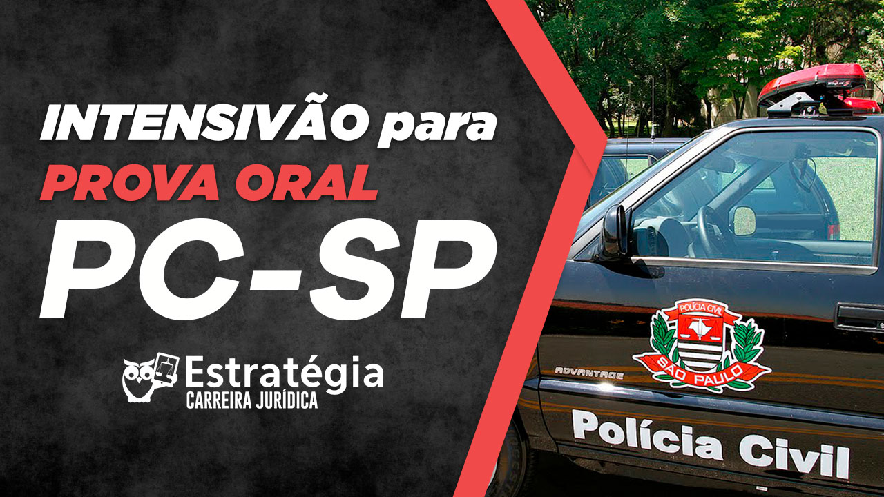 Concurso PC-SP