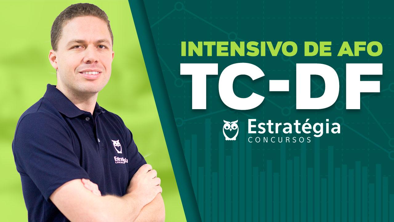 Concurso TC-DF
