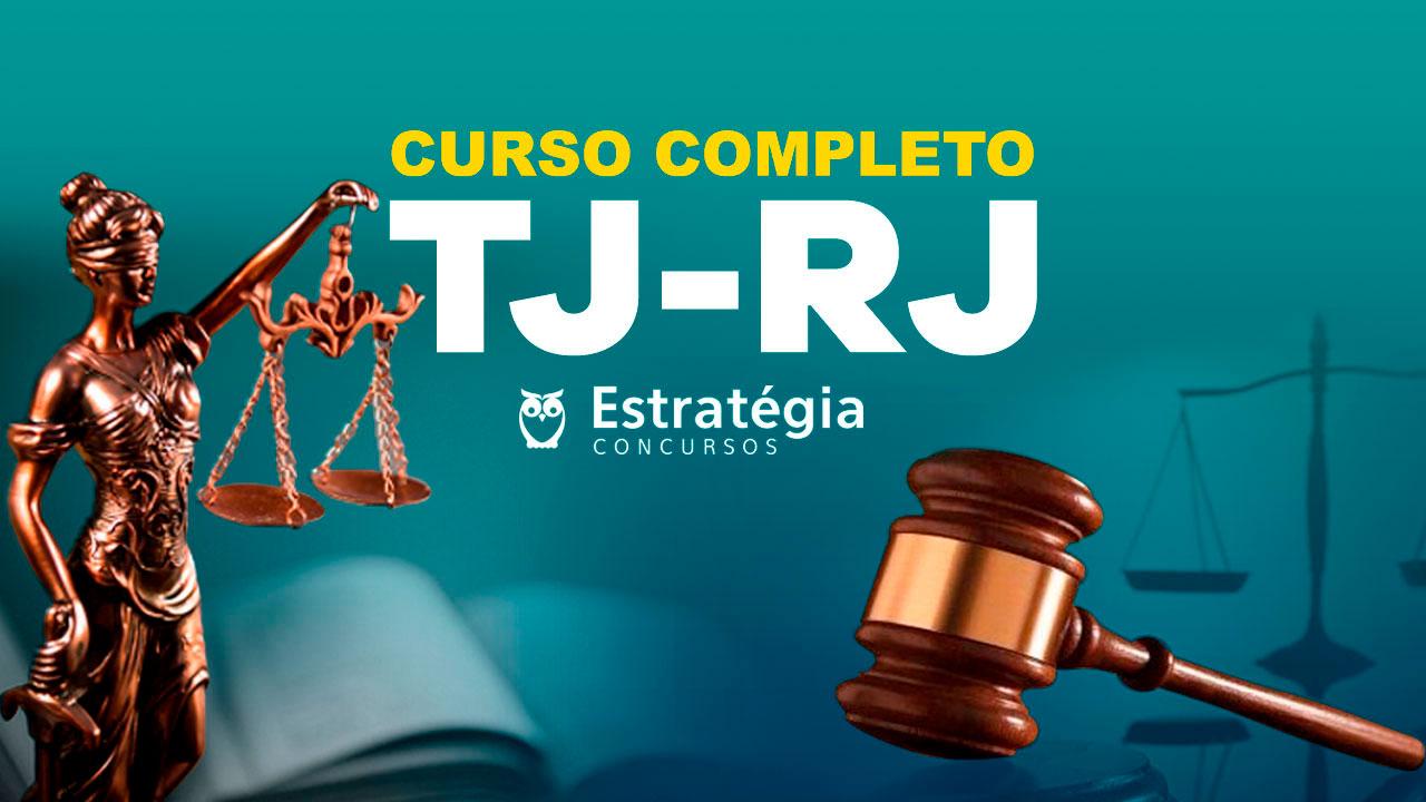 Concurso TJ-RJ