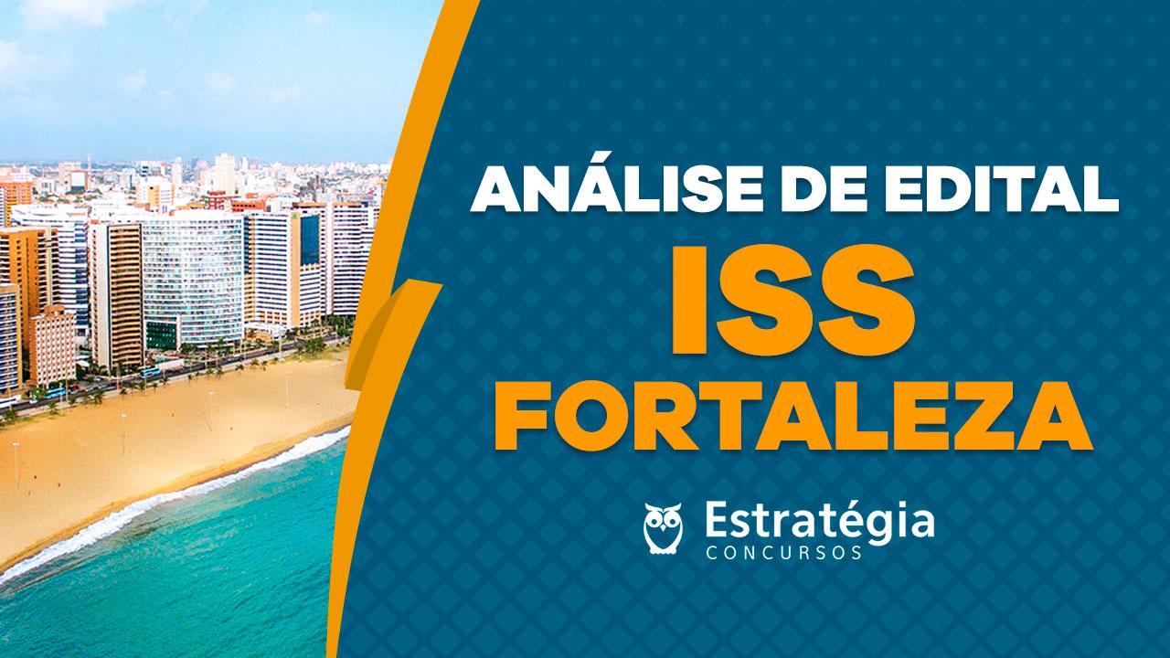 Concurso ISS Fortaleza