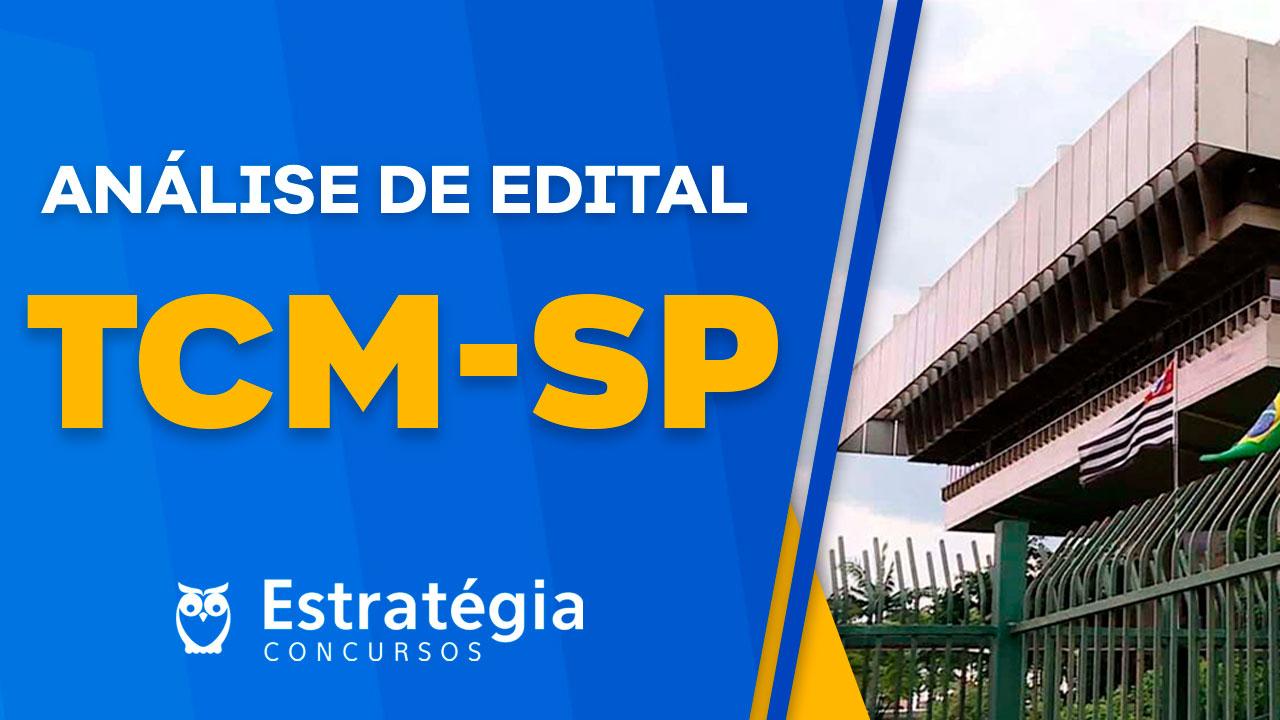 Concurso TCM-SP