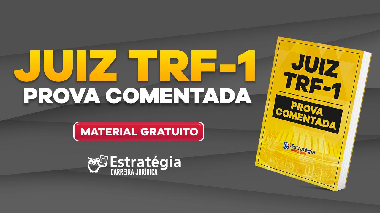 JUIZ TRF-1