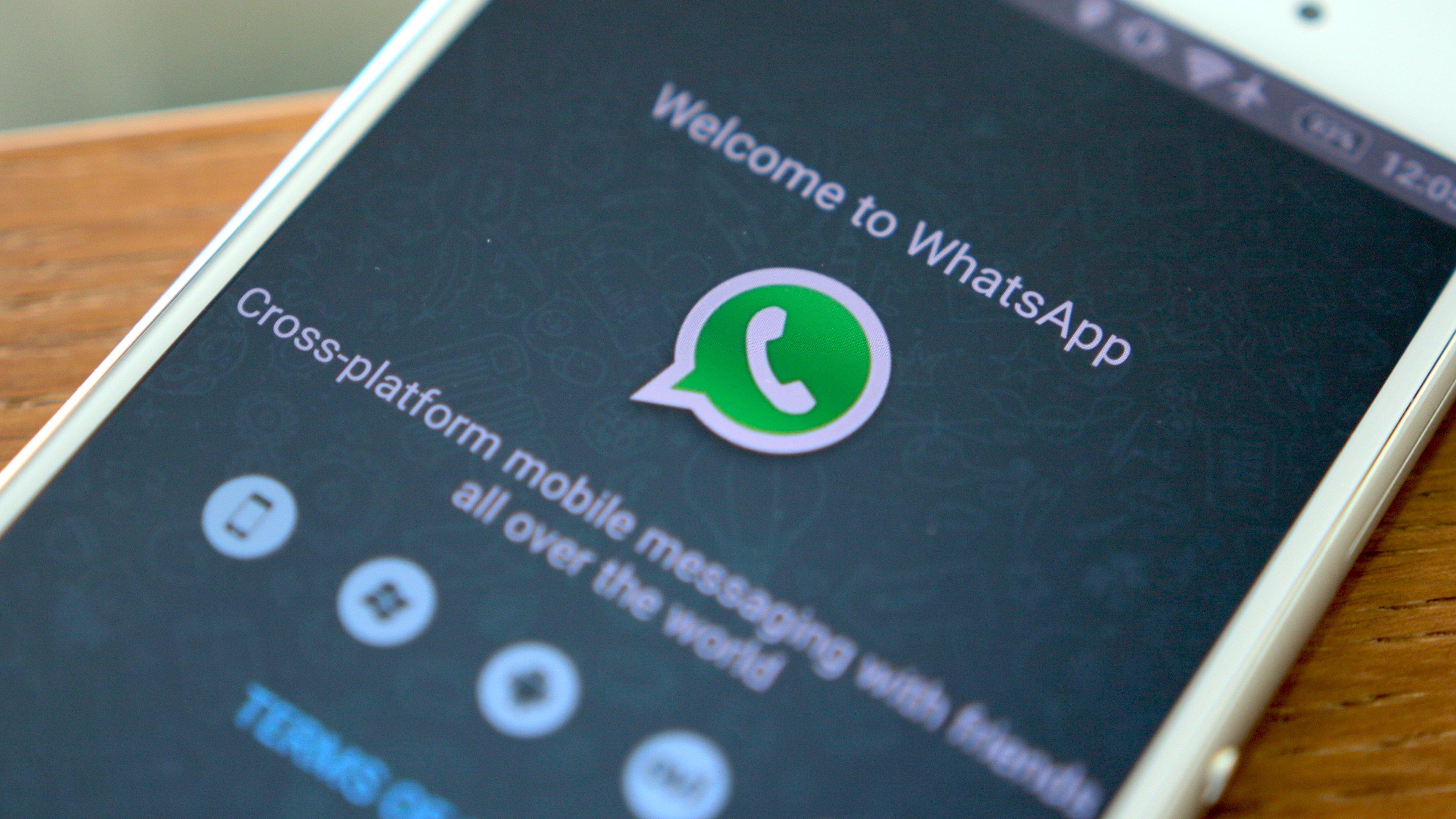 whatsapp atos processuais