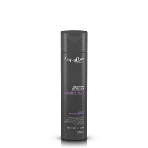 Hidratante Sem Enxágue Leave-in Efeito Liso Acquaflora 240ml