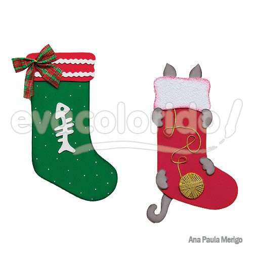 Botas-de-Natal-Pet---Gatos